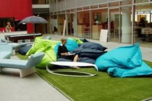 Artificial Grass at the Danish Radio and Television Broadcasting